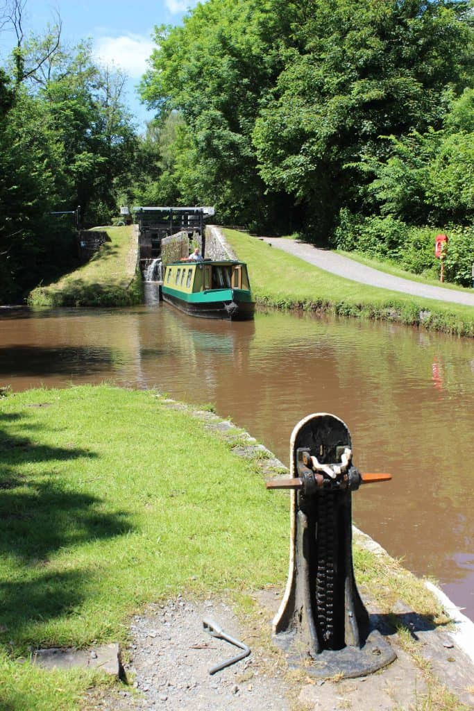 The Mon & Brec Canal