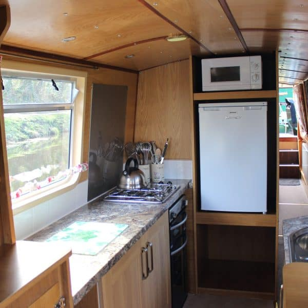 Monmouth fully equiped Galley