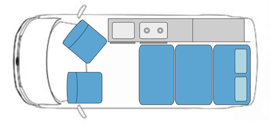 Campervan diagram 3